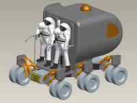 与圧移動型月面基地1