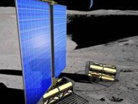 月面用再生型燃料電池システム想像図