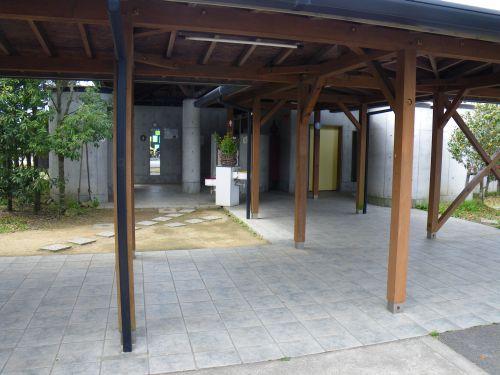 道の駅三芳のトイレ