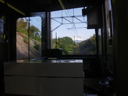 沼津への車窓から