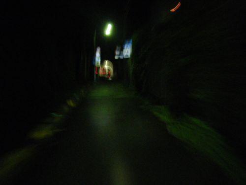 歩道トンネル