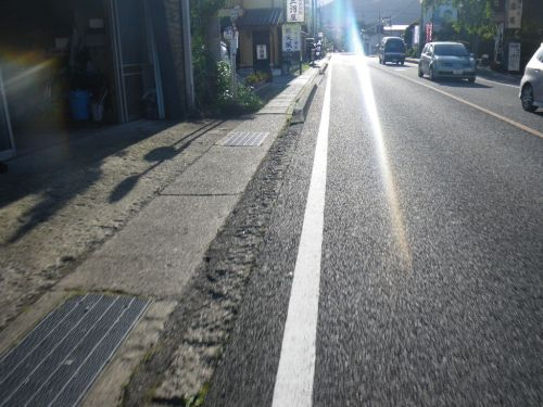 猿ヶ京温泉街