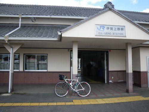 伊賀上野駅