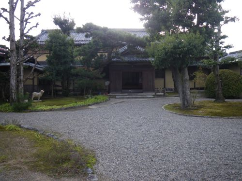藤井彦四郎邸