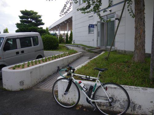 琵琶湖大橋のトイレ