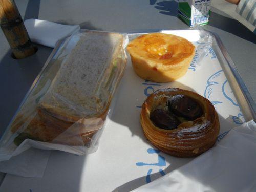 ジュブリルタンの今日のパン