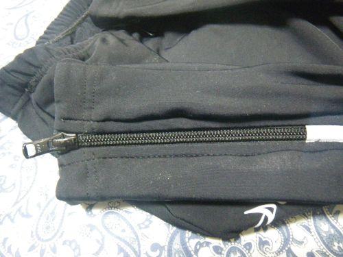dhb - Pace Roubaix ウエストタイツ(パッド付き)裾のジッパー