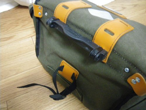 Bagman SprtsをPendleに取り付け