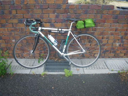 自転車取り付け1