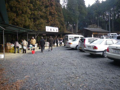 猿丸神社の縁日