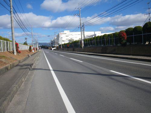 京セラ通り