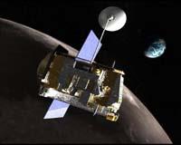 月偵察衛星イラスト