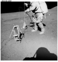 アポロ15号で使われた月面ドリル
