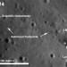 アポロ着陸地点の写真
